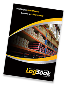 Pallet racking Log Book | Pallet racking safety
